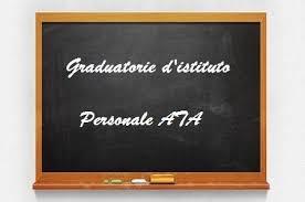 Graduatorie di istituto ATA: Le domande per l'inserimento/conferma/aggiornamento vanno presentate dal 30 settembre al 30 ottobre 2017